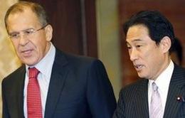Nga – Nhật Bản hội đàm trước thềm cuộc họp 2+2