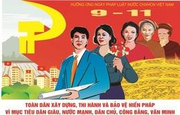 Ngày pháp luật nước Cộng hòa xã hội Chủ nghĩa Việt Nam