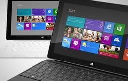 Microsoft kỳ vọng bán 16 triệu máy tính bảng Windows