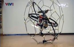 VIDEO: Robot bay vượt mọi chướng ngại vật