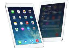 Sản xuất iPad Air rẻ hơn iPad 3