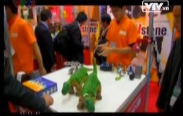 VIDEO: Hội chợ Triển lãm Robot quốc tế iREX 2013