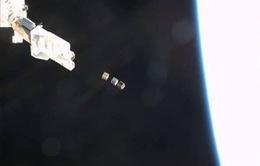 VIDEO: Vệ tinh siêu nhỏ của VN liên lạc thành công với trạm mặt đất