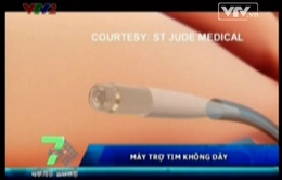 VIDEO: Máy trợ tim không dây
