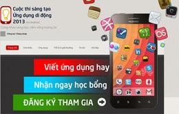 Sáng tạo ứng dụng di động: Khuyến khích ứng dụng thuần Việt!