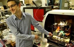 VIDEO: Máy tính dùng ống nano carbon đầu tiên