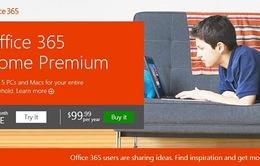 Office 365 – Giải pháp làm việc hoàn chỉnh trên nền tảng đám mây