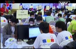 VIDEO: Olympic sinh viên tin học và lập trình viên quốc tế