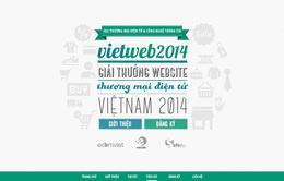 Phát động giải thưởng website TMĐT Việt Nam 2014