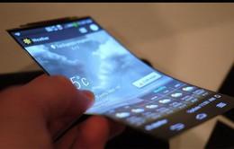 Màn hình cong sẽ là tương lai của smartphone?