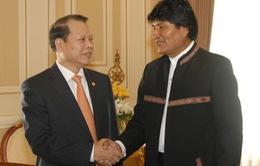 Việt Nam – Bolivia: Tăng cường quan hệ kinh tế-thương mại
