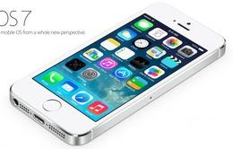74% thiết bị Apple nâng cấp lên iOS 7