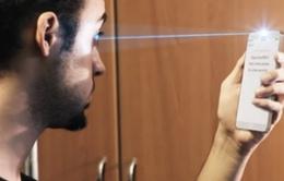 iPhone 6 sẽ có khả năng quét bằng ánh mắt?