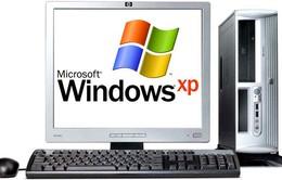 Việt Nam: Còn hơn 4.8 triệu máy tính dùng Windows XP