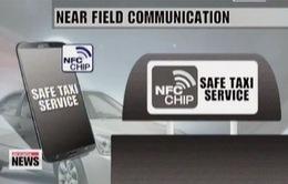 Dịch vụ taxi an toàn bằng smartphone