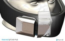 Thiết bị hiển thị HUD dành cho người lái mô tô