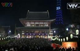 Nhật Bản chào đón năm 2014 với nhiều hy vọng mới