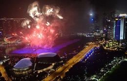 Singapore chào đón năm mới 2014