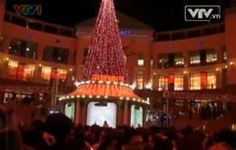Trung Quốc đón năm mới với pháo hoa rực rỡ