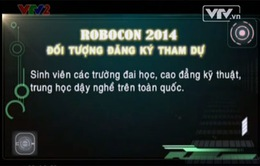 Làm thế nào để đăng ký tham dự Robocon 2014?