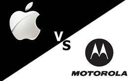 Apple và Motorola kết thúc vụ kiện tụng trường kỳ
