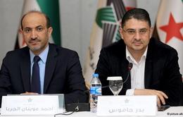 Phe đối lập Syria sẽ tham gia hội nghị Geneva 2