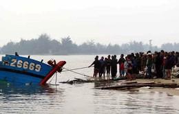 Chìm tàu cá tại Huế: Chưa tìm thấy ngư dân mất tích cuối cùng