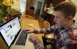Số lượng người dùng Facebook trẻ tuổi giảm mạnh