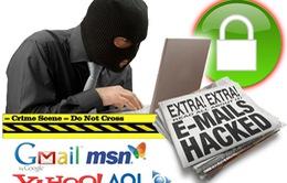 Đức: 16 triệu tài khoản hộp thư điện tử bị bẻ khóa