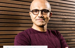 Microsoft có CEO mới