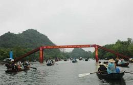 Đảm bảo ATGT tại lễ hội chùa Hương