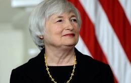 Nữ Chủ tịch đầu tiên của FED nhậm chức