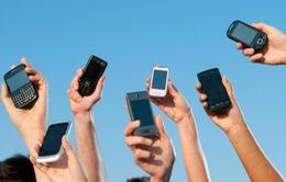 Doanh số bán smartphone vượt điện thoại thường
