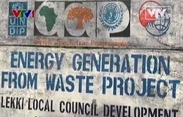 Biến rác thải thành điện năng