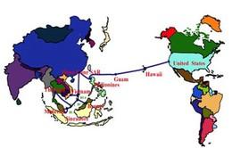 Từ 25/2 đến 3/3, đường truyền Internet đi quốc tế sẽ bị chậm