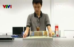 Singapore phát triển công nghệ tàng hình mới