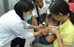 Triển khai tiêm vaccine phòng chống dịch sởi