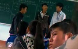 Suy ngẫm về vụ xô xát giữa thầy và trò tại Bình Định