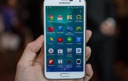 Galaxy S5 chống nước chính thức ra mắt