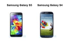 Galaxy S5 có cải tiến gì so với Galaxy S4?