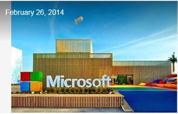 Microsoft và vai trò lớn tại Olympics Sochi 2014