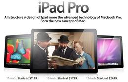 Không có iPad mới trong năm nay?