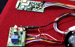 Tính thực tiễn từ cuộc thi ứng dụng vi mạch điều khiển