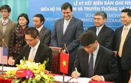 Microsoft hợp tác phát triển công nghệ thông tin tại Việt Nam