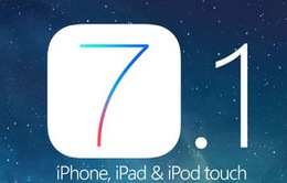 iOS 7.1 chính thức ra mắt