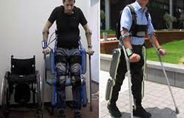 Áo robot cải thiện cuộc sống bệnh nhân tàn phế
