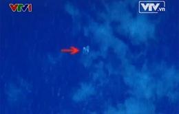Trung Quốc công bố ảnh vệ tinh nghi mảnh vỡ máy bay mất tích
