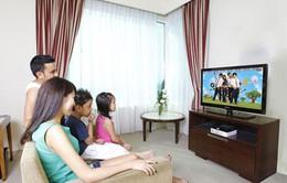 Năm 2015: 80% hộ gia đình xem được truyền hình số