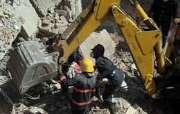 Ấn Độ: Sập chung cư, 6 người thiệt mạng