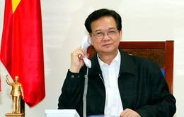 Thủ tướng trao đổi qua điện thoại với Chánh văn phòng Nhà Trắng